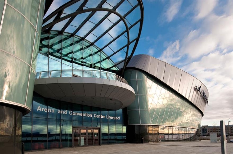 The EVCOMference takes place this week at ACC Liverpool