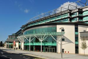 Twickenham Stadium: new facilities boosting turnover