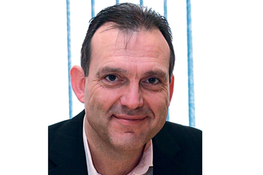 Motivcom's divisional managing director Nigel Cooper