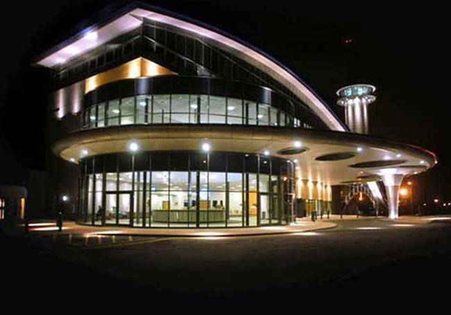 AECC reports busiest April since 2009