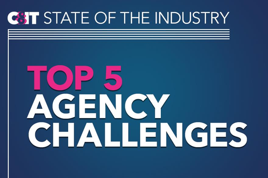 State of the Industry 2016: Top 5 agency challenges