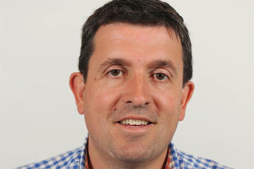 Alex Hewitt, chief executive, AOK Events