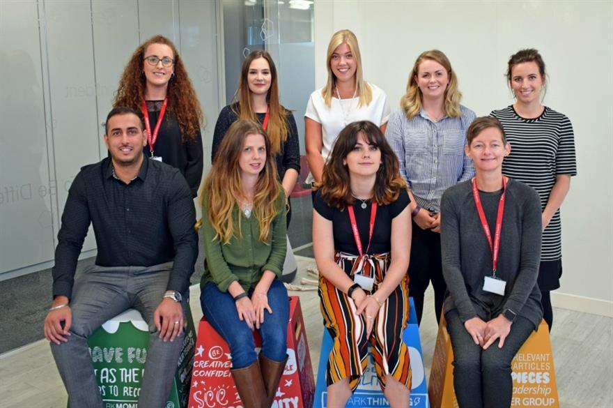 Ashfield Meetings & Events: new recruits