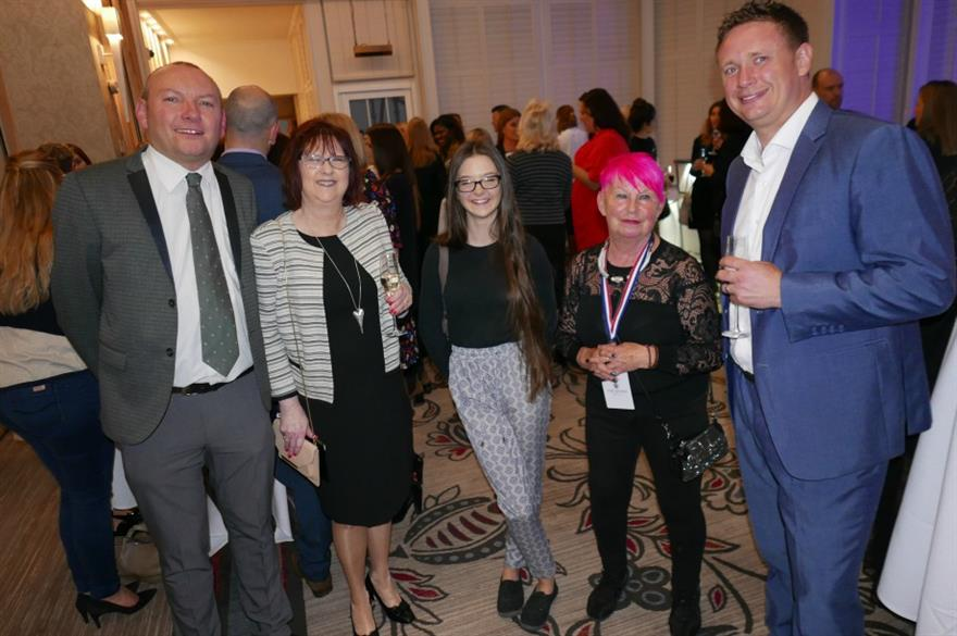Delegates at the Grand Hotel, Brighton for C&IT's Association Forum 2017