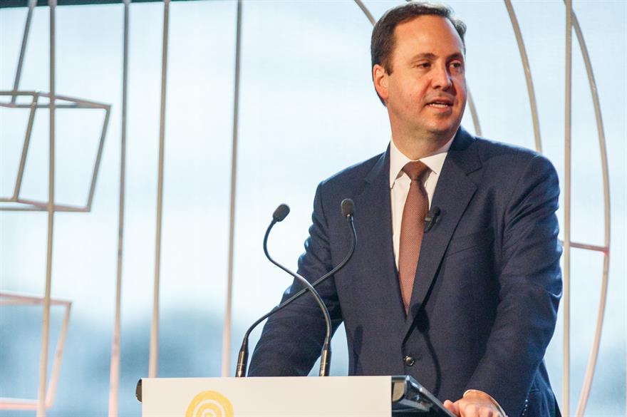Australian minister for trade, tourism and investment Steven Ciobo