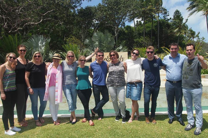 Australia fam trip, One&Only Hayman Island