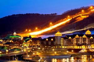 Intercontinental Alpensia Pyeongchang Resort opens