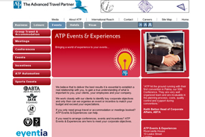 ATP Events and Experiences