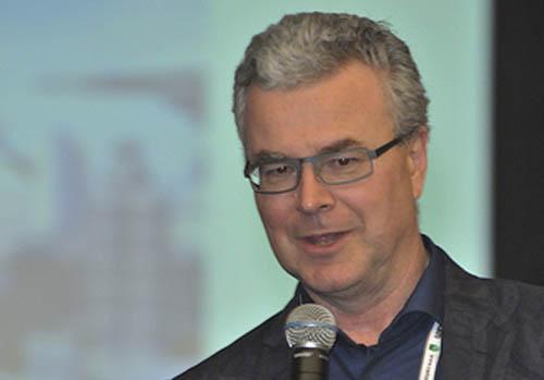Martin Sirk, ICCA CEO