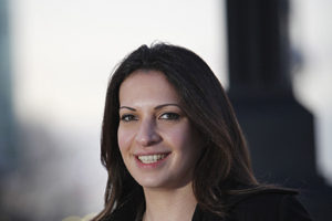 Zanine Adams, head of event solutions and UK sales, Visit London