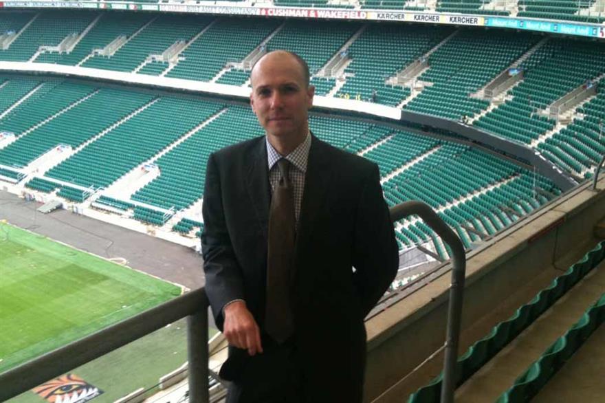 Amir Vered joins Twickenham Experience