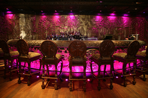 Gilgamesh: new event space
