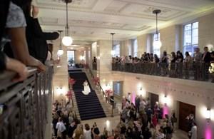 Grand opening: London's Senate House
