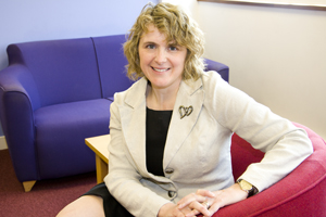 Tesco internal communications events manager Kate Conway