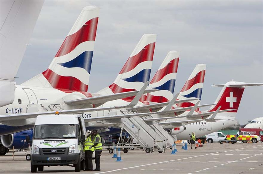 British Airways introduce new routes from London City Airport