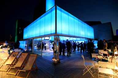 The Deck at the National Theatre secures five-year operating extension