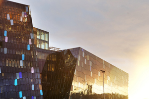 Harpa opens on 4 May 2011