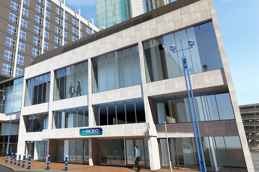 Birmingham Conference & Events centre soft launches today