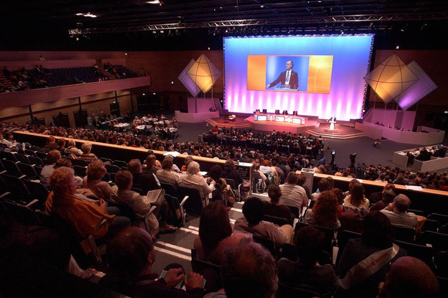 Bournemouth International Centre to host newsagents conference in 2014