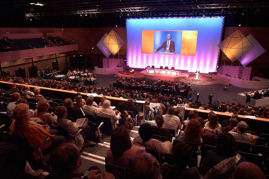 Communication Workers Union Conference returns to Bournemouth