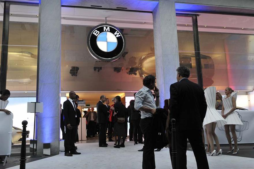 BMW appoints River Marketing to deliver 2014 Business Manager Awards