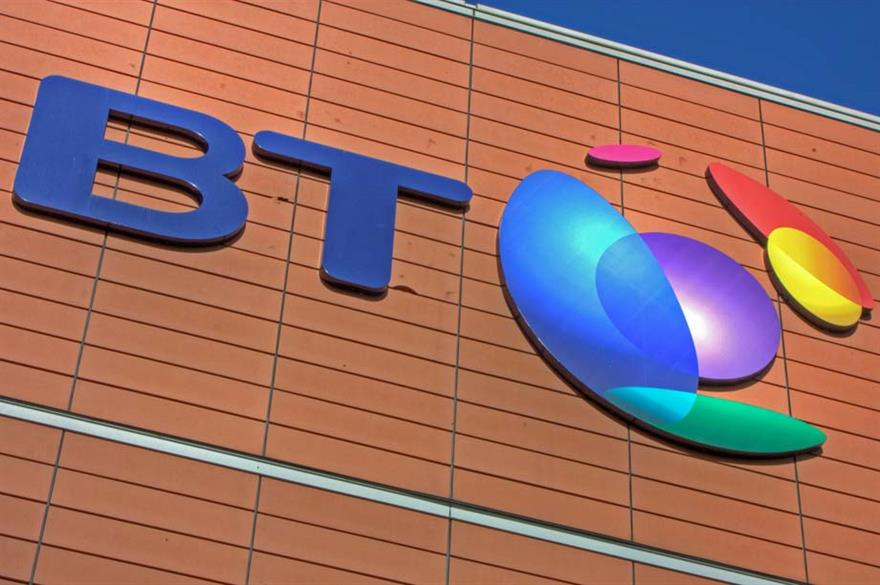 BT opens events tender