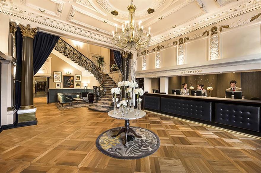 Baileys Hotel London