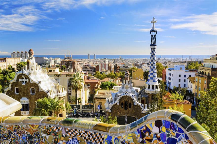 Barcelona Convention Bureau recognised with prestigious award