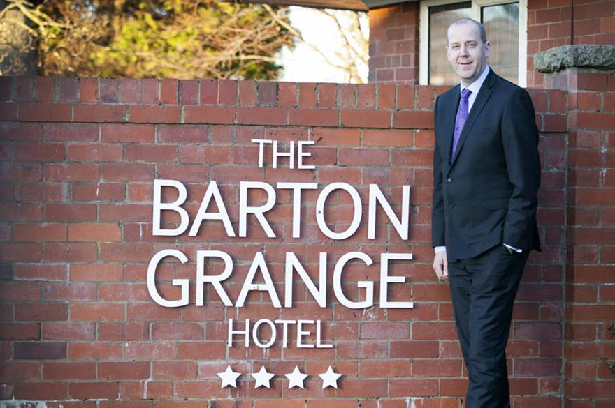 Barton Grange Hotel, Preston