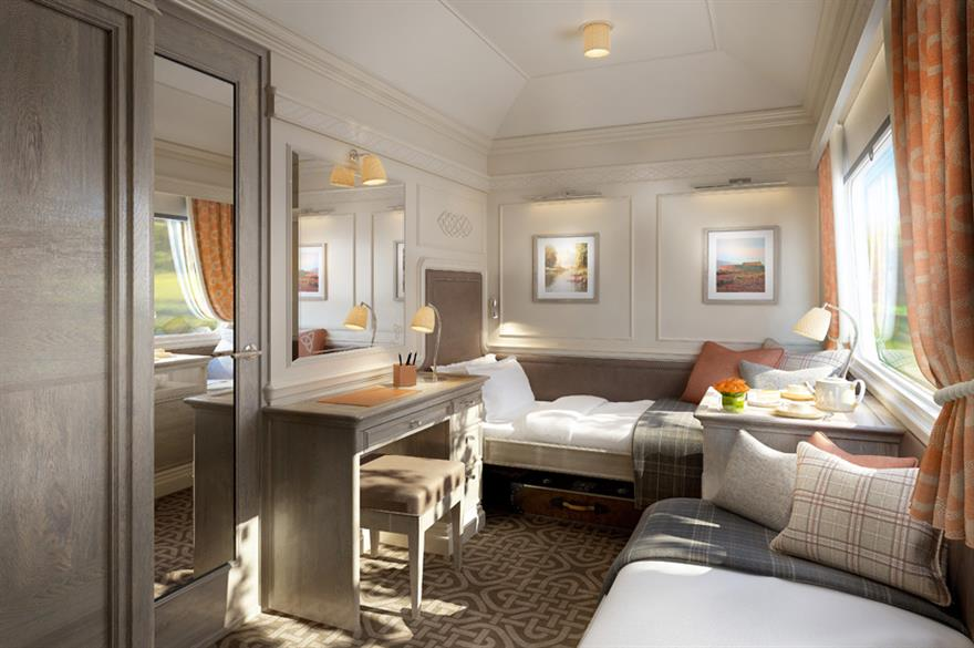 First look: Belmond Grand Hibernian