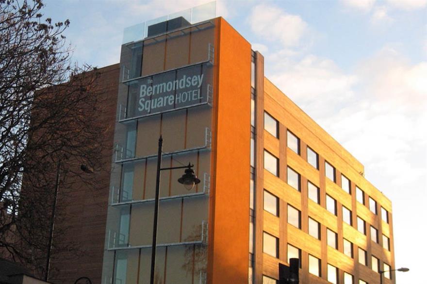 The Bermondsey Square Hotel (© boutique-hotel.co)