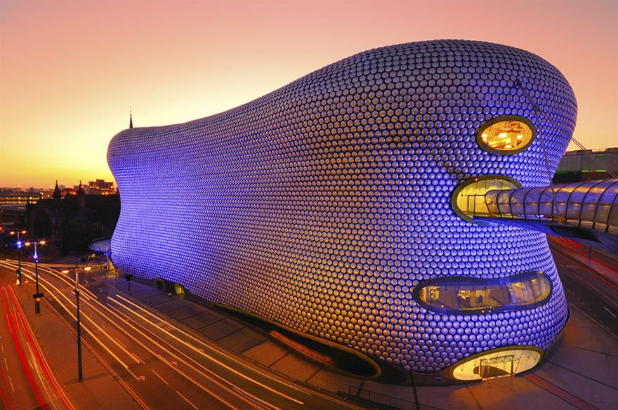 Destination of the Week: Birmingham