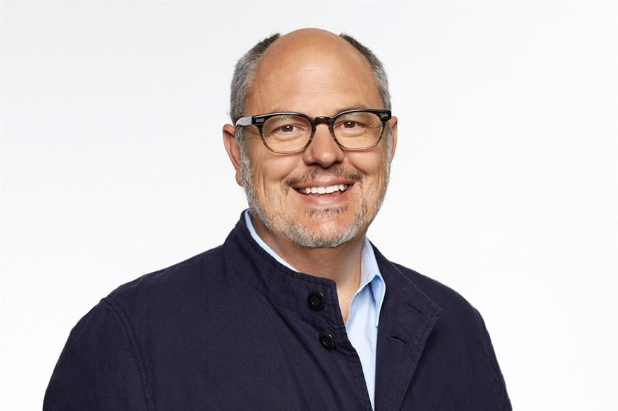 Bob Priest-Heck, CEO of Freeman