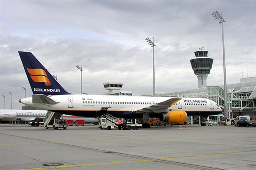Icelandair increases flights from UK