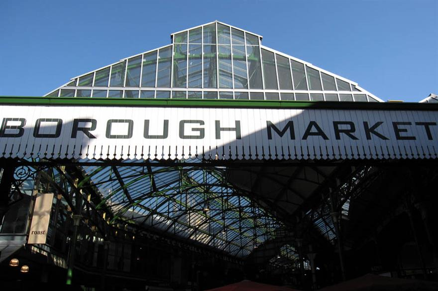 London's Borough Market opens for event hire (c. Bernt Rostad)