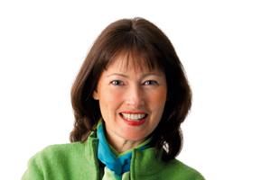 Aileen Reuter, marketing director, Grass Roots