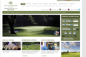 The Ryder Cup will take place at Celtic Manor in 2010