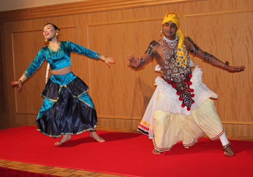 The World Dance Congress is an annual event that attracts 300 delegates from around the world each year