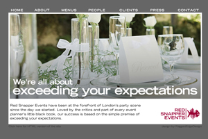 Red Snapper Events set to go into liquidation