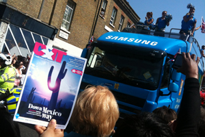 Week in Pictures: Olympic torch relay