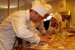 Venturi's Table: London cookery centres see rise in client entertainment bookings