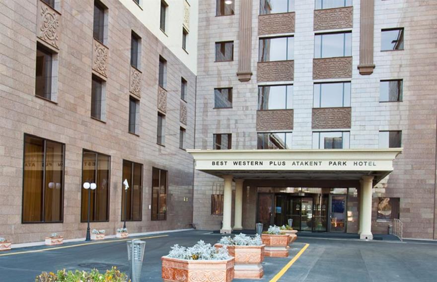 Best Western has opened the Atakent Park Hotel in Almaty, Kazakhstan