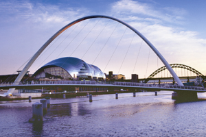 Newcastle Gateshead wins medical conferences