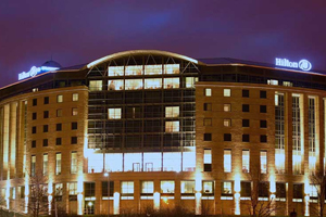 Hilton Newcastle Gateshead unveils £500,000 revamp