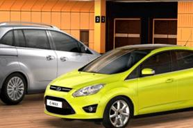 Ford in build-up to Motor Show in Frankfurt