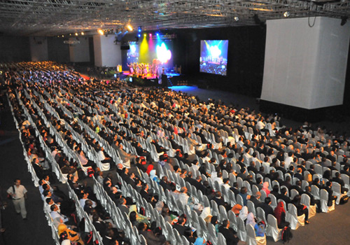 More than 6,000 accountants travelled to the Kuala Lumpar Convention Centre