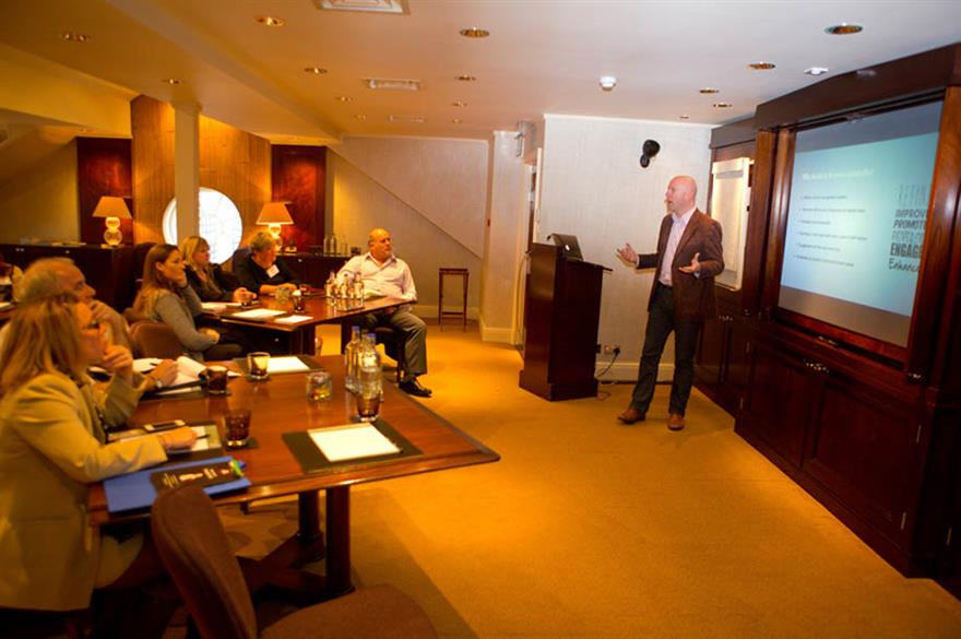 C&IT's annual Corporate Forum takes place at Chewton Glen, Hampshire