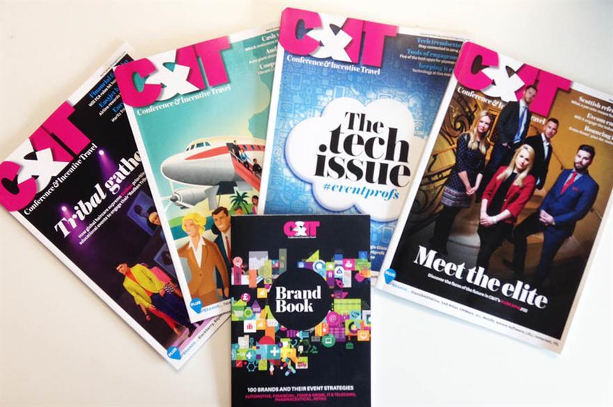 C&IT wins 'Media Partner of the Year' award