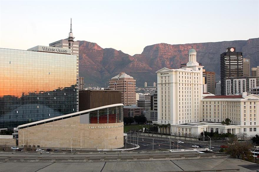 Cape Town International Conference Centre, South Africa