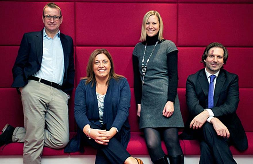 CWT Meetings & Events UK & Ireland's leadership team
